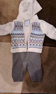 Euc sweater and pants set