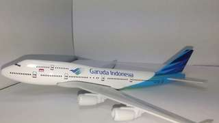 Iniature airplane Indonesia