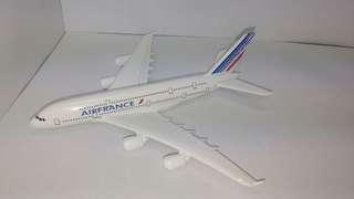 Miniature airplane air france