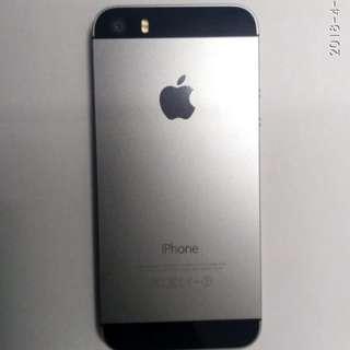 iPhone 5s 16GB Fullset Hitam