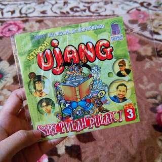 VCD UJANG SIRI TV LAH PULAK VOL 3