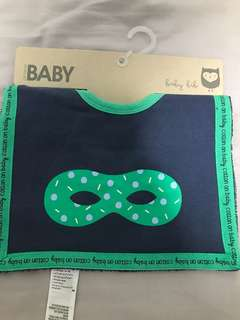 Baby Bib Boy Bib (NEW)