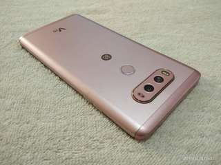 Lg V20 pink
