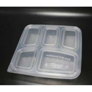 Benxon Btb-5cn 5 Cavity Lunchbox