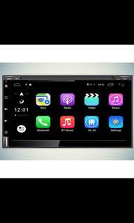 "7"" 2DIN android headunit (4G, GPS)"