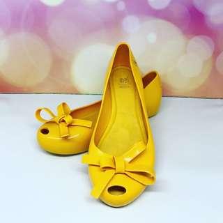 Melissa Yellow Size 35