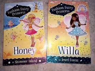 Fashion Fairy Princess Books
