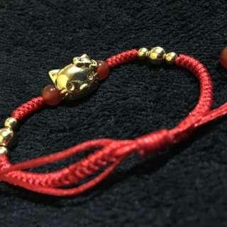 Hello kitty anti stress bracelet