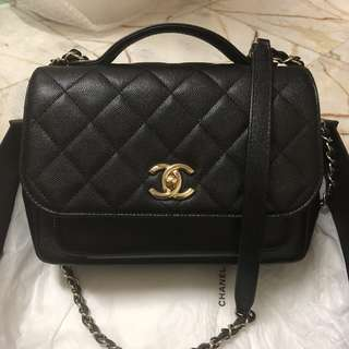 Authentic Chanel Affinity Small Flap Bag