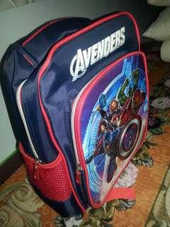 School bag boy apparel Beg Sekolah budak lelaki Good Condition cantik