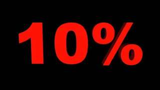 Discount 10% on clothing items