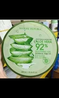 Natur republic aloe vera 92% Original