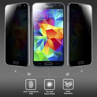 SAMSUNG - Privacy Tempered Glass
