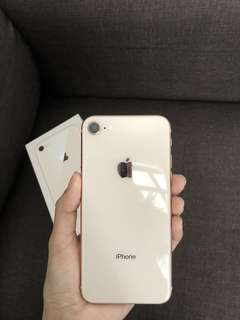 Iphone 8 64gb gold machines