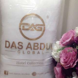 Combo 2 Biji Bantal Hotel DAG H-Class - Washable Pillow