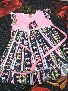 Girls Dress pink
