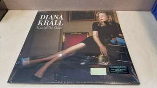Diana Krall - turn up the quiet VINYL/LP 黑膠