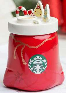 Starbucks Festive Jar