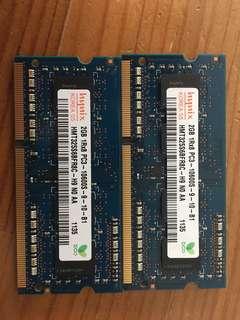 Hynix 2GB RAM module