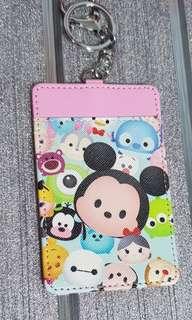 Tum Tum Pink Card Case