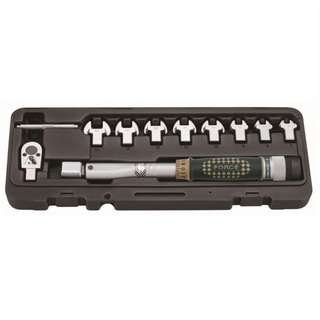 Force 10Pc Head-Interchangeable Torque Wrench & Spanner Set No:64710 (NEW) PROMOTION!!!!!!!!!!!!!