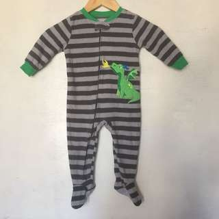 Carters 18 months Frogsuit
