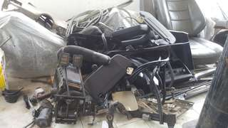 Volvo 240 GL injection spare parts