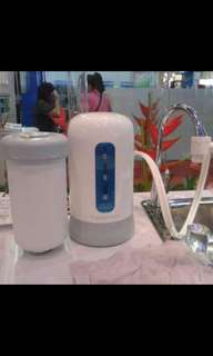 Tupperware water filter