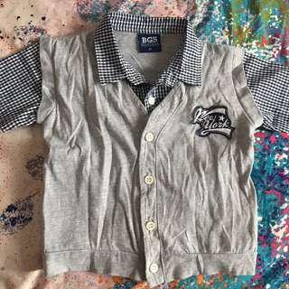 Polo shirt 2T by BGS