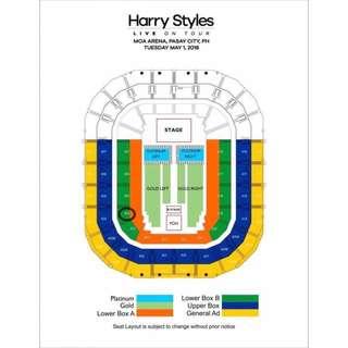 Harry Styles Live On Tour Manila