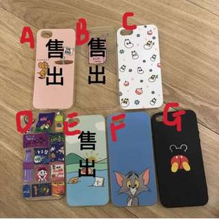 5S/SE 各式手機殼