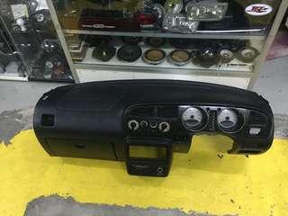 Dashboard L700 gino hitam sesuai untuk kelisa