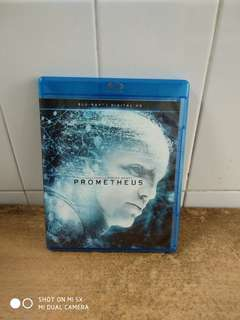 Prometheus - Blu-ray - US import (original)