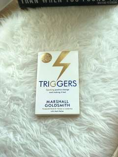 Triggers- Marshall Goldsmith