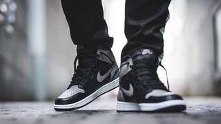 Jordan 1 Shadows Size 7Y DS