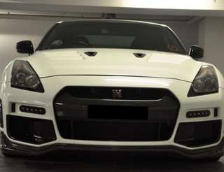 Nissan GT-R 3.8A DCT Transmisson tuned 700++ HP Singapore scrap car Selling at SGD63