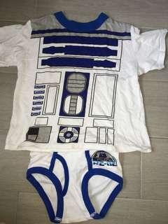 Star Wars Home wear Set 4y
