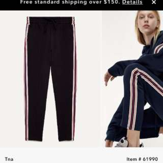 BRAND NEW Aritizia iconic sweatpants