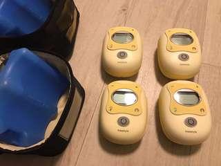 Medala Freestyle 奶泵租用服務