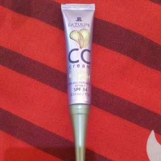Cc cream latulipe