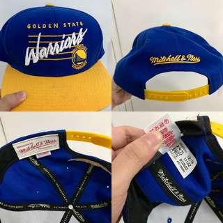 BRAND NEW GOLDEN STATE WARRIORS NBA NEW ERA CAP