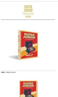 SUPER JUNIOR 8TH REPACKAGE ALBUM