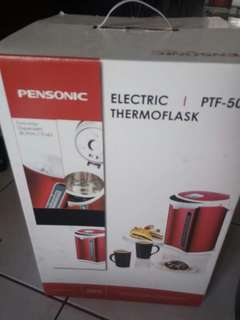 Pensonic thermos / water heater