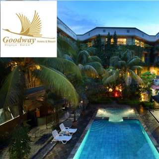 2D1N Stay at Goodway Hotel, Batam