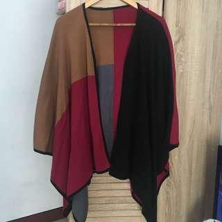 Otto winter cloak coat