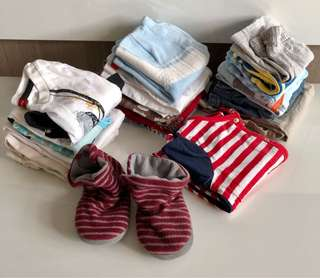 Clothes for Baby Boy 9 Months - 1 Year Old