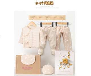 Gifts Set for New Born