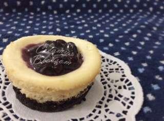 🧞♂️焗藍莓芝士蛋糕 ⍢