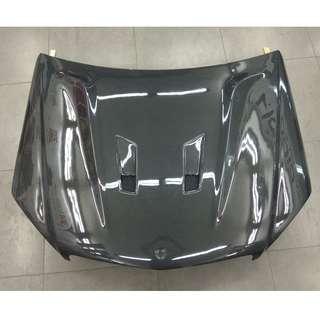 Mercedes - Benz Carbon fiber bonnet- Body kits