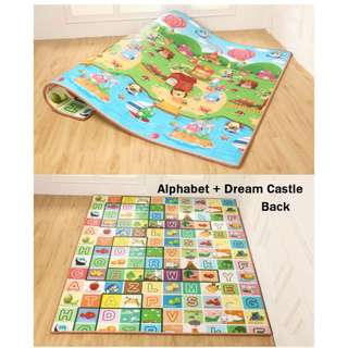 Double sided thick Playmat ❤️